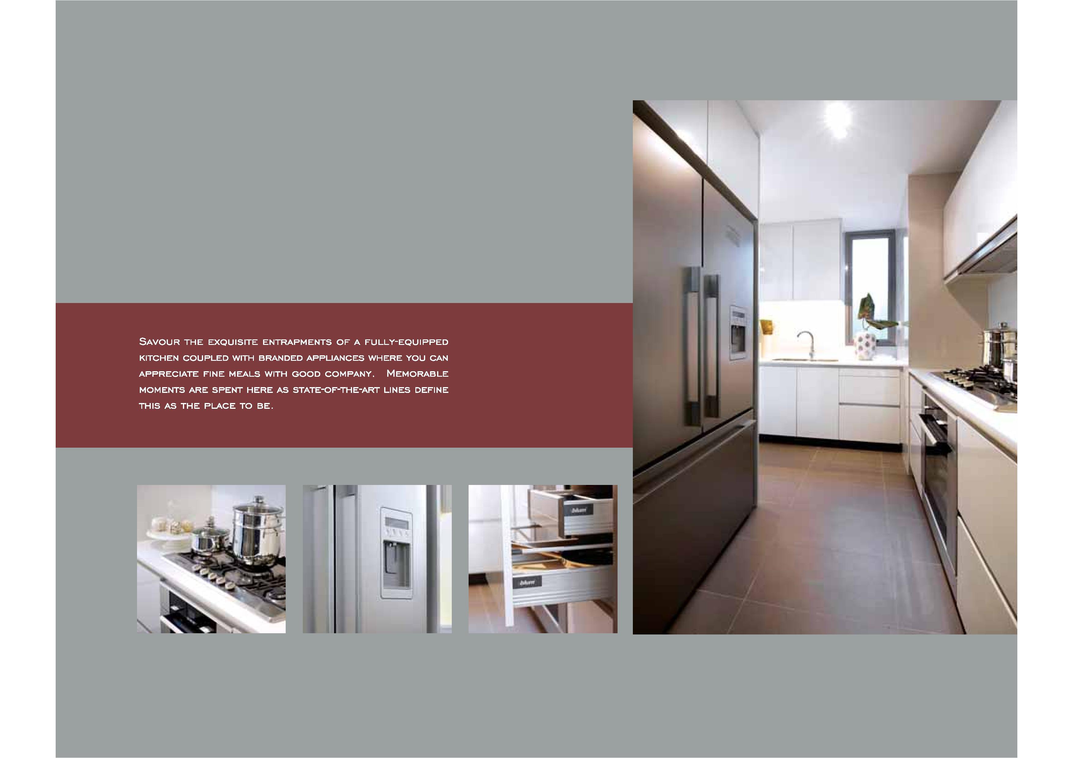 Starlight Suites Kitchen